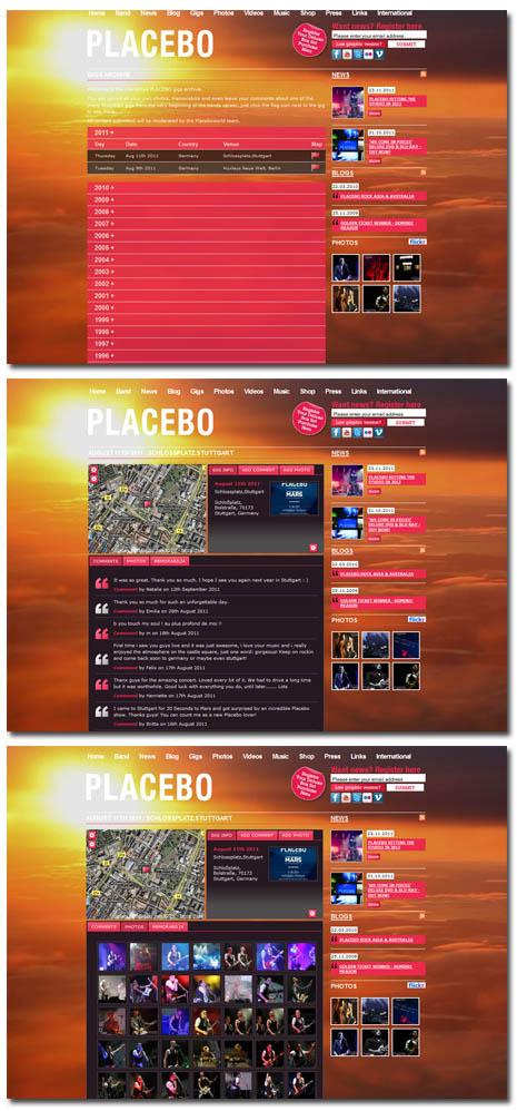Placebo 1