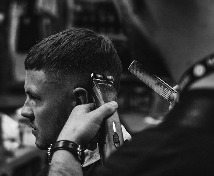 Barber blades overlap 1