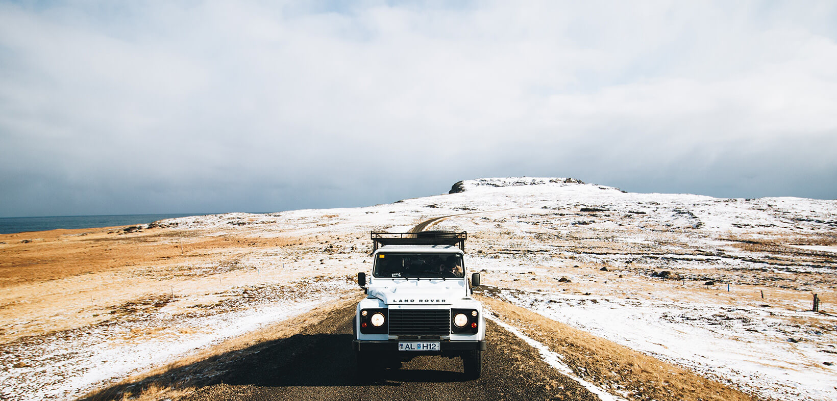Landrover in Iceland