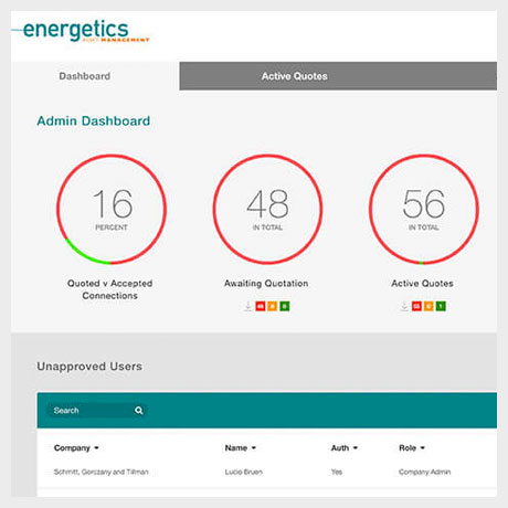 Energetics Website Block