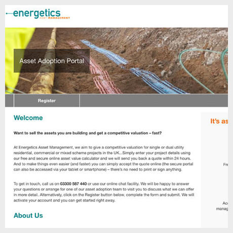 Energetics Website Block Two