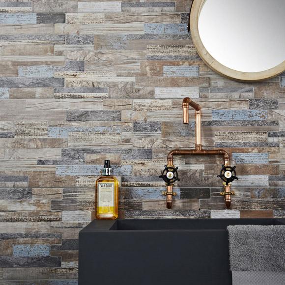 Tiles and Bath Side