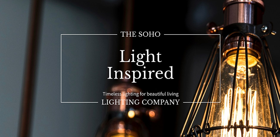 soho lighting banner