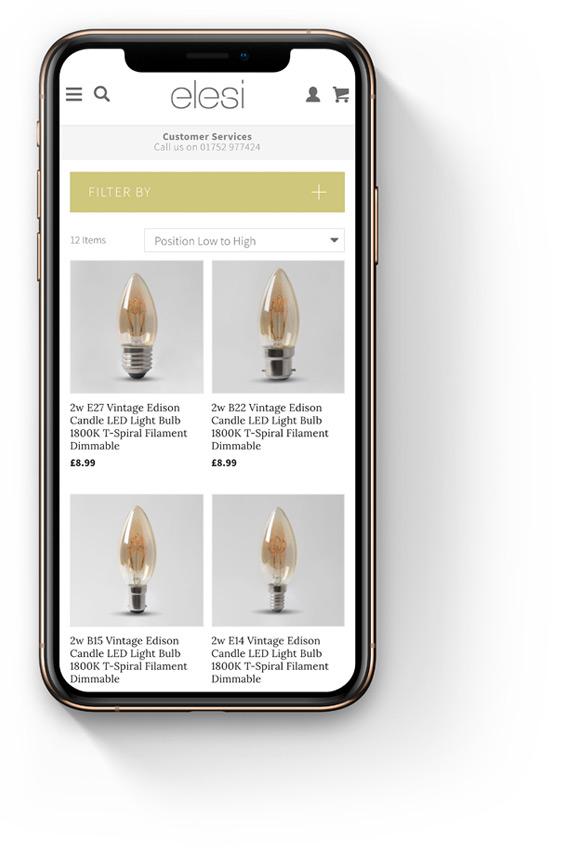 Mobile Design Magento