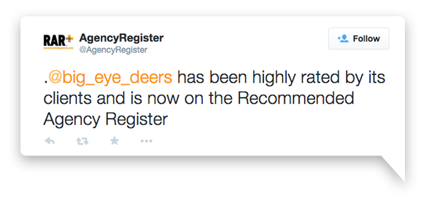 Big-eye-deers-recommended-agencies-wales