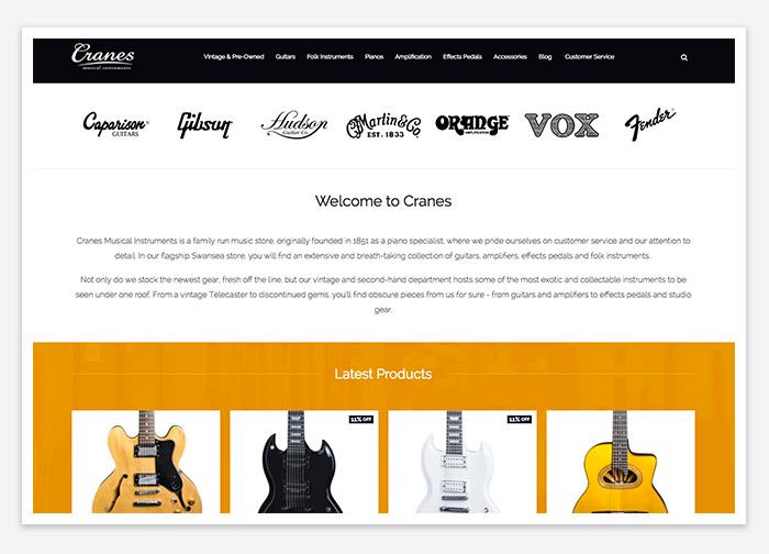 your business information good web design