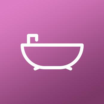 bathroom website design update