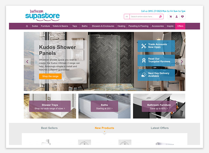 web design good colour scheme